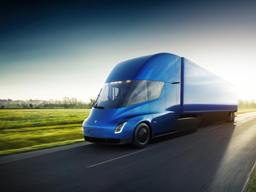 DHL adds Tesla trucks to its electric fleet