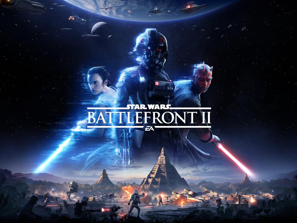 2005's Star Wars Battlefront II is still being updated