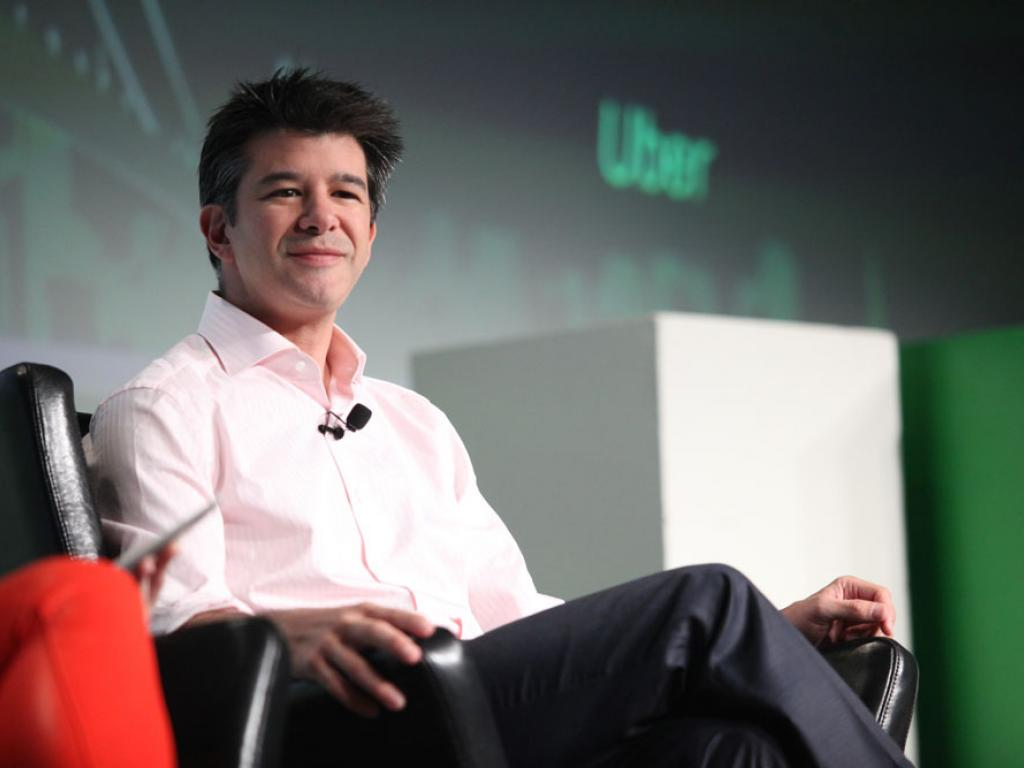 Uber CEO's Right-Hand Man Emil Michael Is Leaving the Company