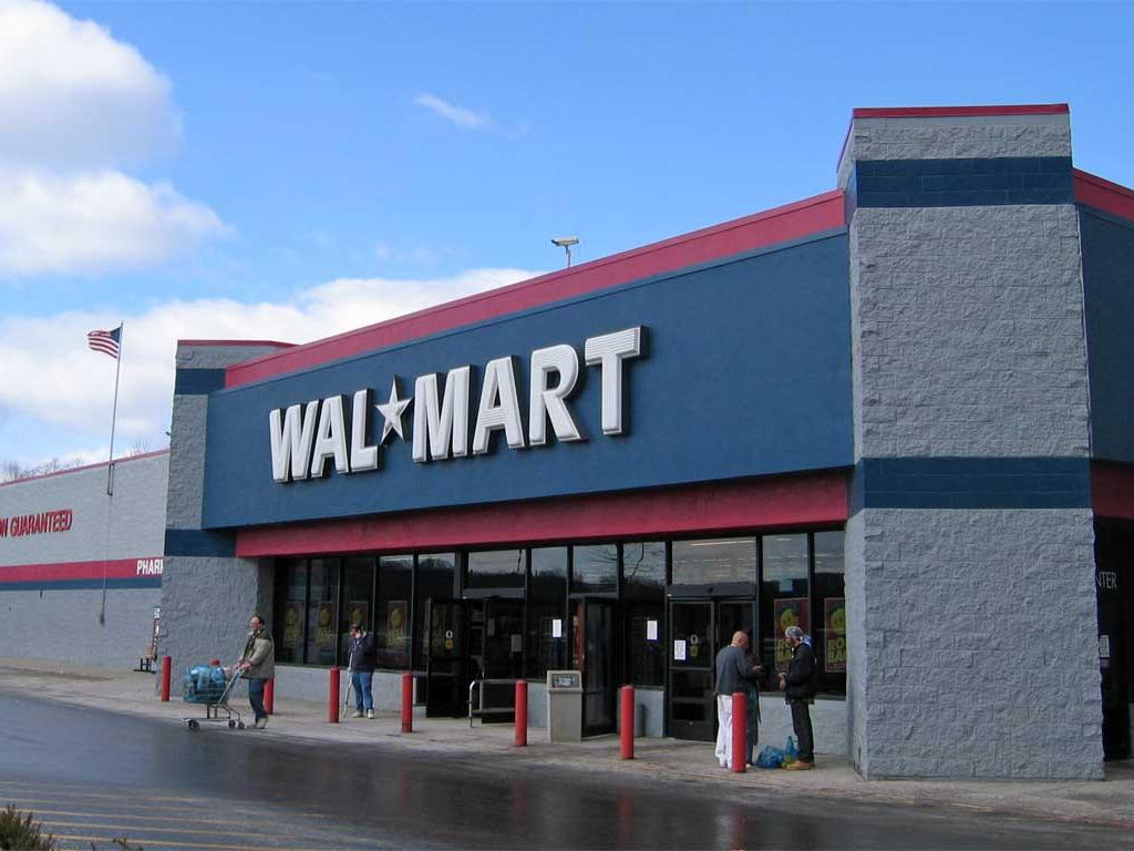 E-commerce growth explodes at Wal-Mart
