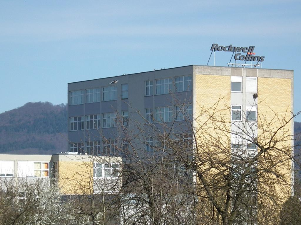 United Technologies Interested in Acquiring Rockwell Collins