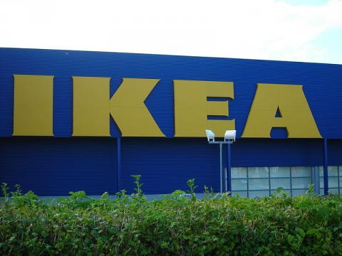 IKEA Turned To Green Energy
