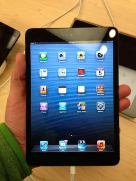 Apple Might Postpone iPad Mini Launch