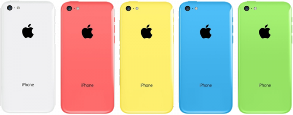 Apple Ordered Fewer iPhone 5C Units…