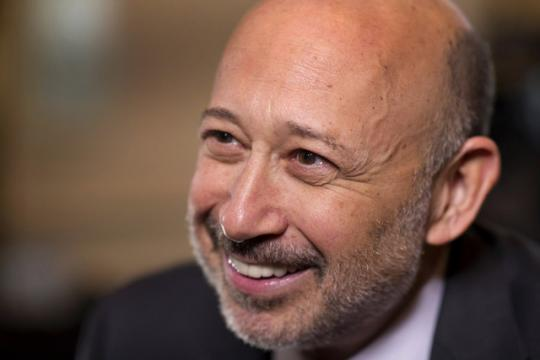 """leadership style of lloyd blankfein According to google auto-fill, one of the most searched terms relating to goldman sachs ceo lloyd blankfein is, """"what watch does lloyd blankfein wear."""