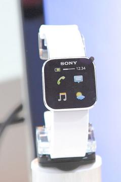 Sony Started Searching for SmartWatch Development Partners