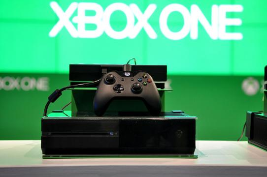 Microsoft Promoted Xbox One, Sans Games