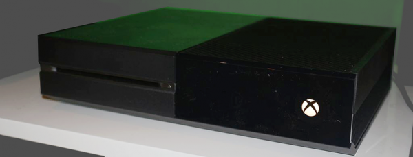 Microsoft Tweaked Xbox One