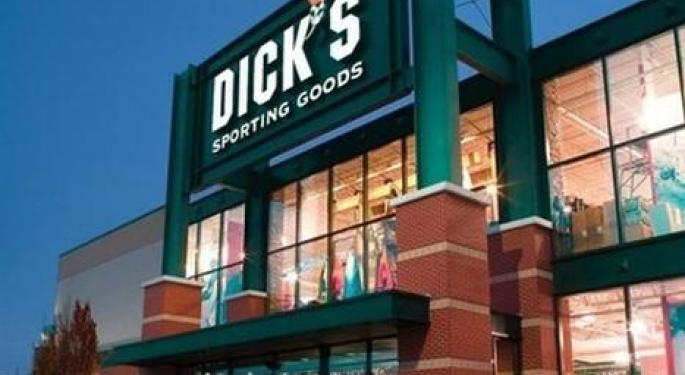 Dicks Sporting Goods Falls After Q2 Earnings