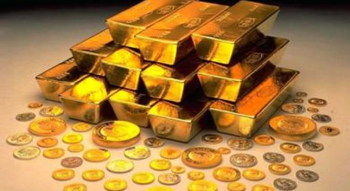 A Look at How Top Hedge Funds Are Positioned in Gold