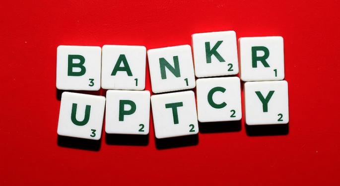 What Happens To Your Portfolio If You Declare Bankruptcy?