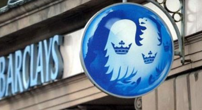Barclays Under Investigation Again