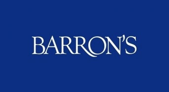 Barron's Recap 8/18/12: Pipeline to 6 Percent Payouts
