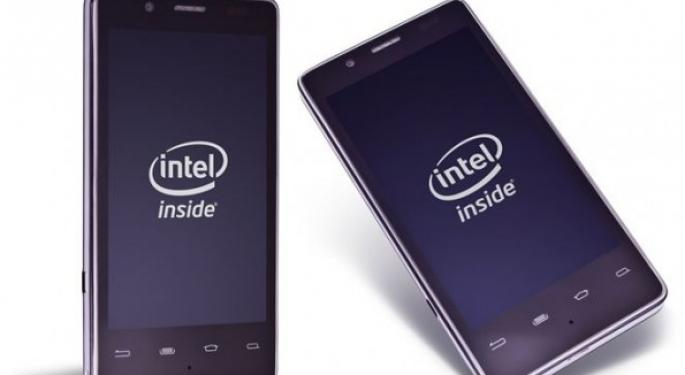 Intel Calls Upon Acer for Smartphone Collaboration