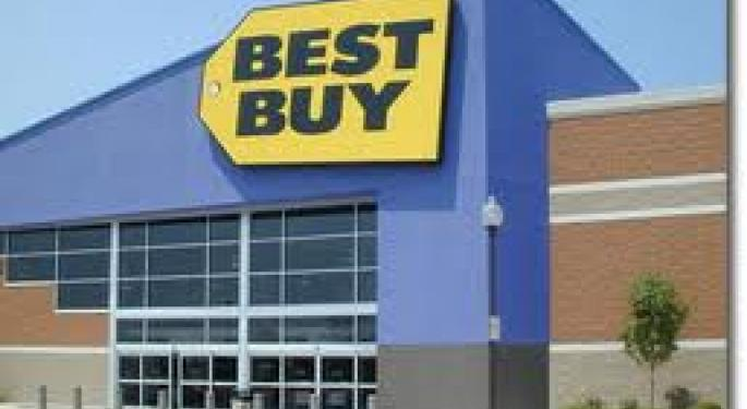 Best Buy Surges On Buyout Offer