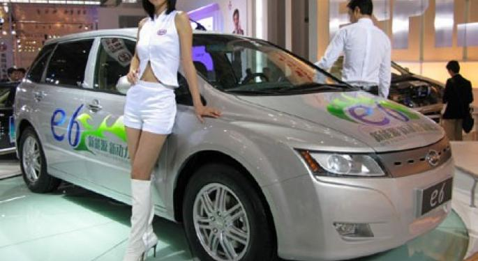 Exclusive: BYD Auto Tells Benzinga Why Warren Buffett Invested In The Automaker