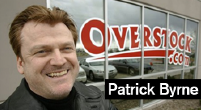The Naked Truth - Patrick Byrne: CEO of OverStock.com Part 2