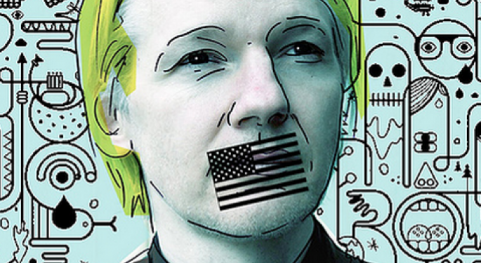 """Wikileaks """"Operation Payback"""" RDWR"""