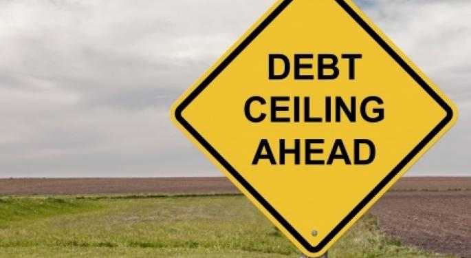 A Stop Gap Debt Ceiling Solution Would be a Drag for USD