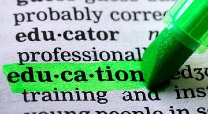 Republicans Could Help For-Profit Colleges COCO, DV, APOL