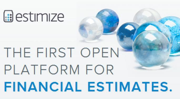 Estimize Announces $1.2 Million Series A from Contour Ventures and Longworth Ventures