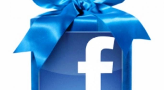 "Facebook Should Offer a ""Gift"" to China"