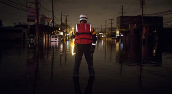 Stocks to Help Your Portfolio Weather Hurricane Sandy First of a Four Part Series
