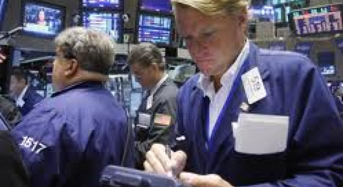 US Stock Futures Slightly Lower Ahead Of Economic Data