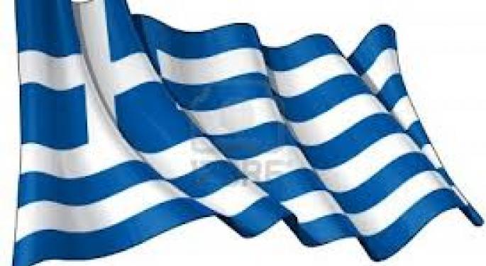 Greeks Bum Out Again