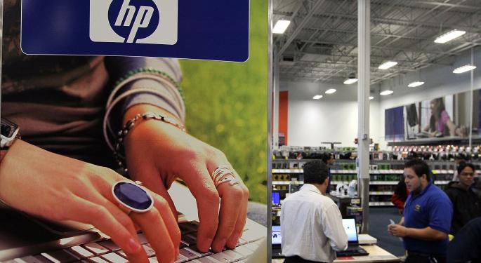 Hewlett-Packard Company Split Could Pressure IBM To Do The Same