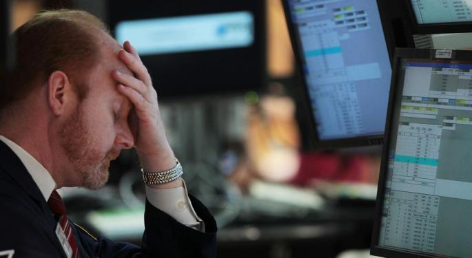 Over 1,000 Stocks On The NYSE Just Hit 52-Week Lows