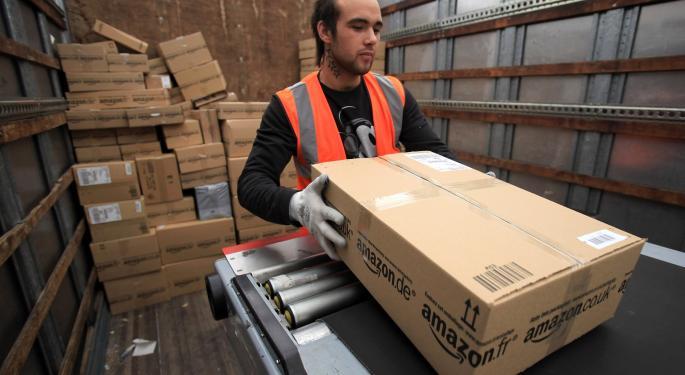 Amazon Embedding Employees with Procter & Gamble