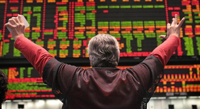 Market Wrap For Thursday, December 26: Volume Is Light During Market Height