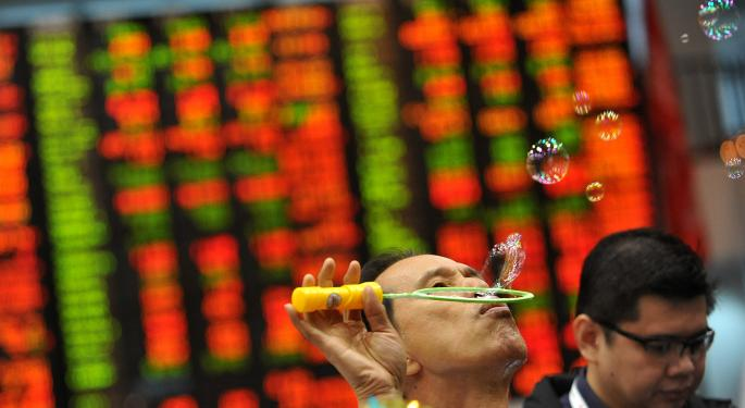 Market Wrap For March 18: Markets Positive Despite Crimea Concerns