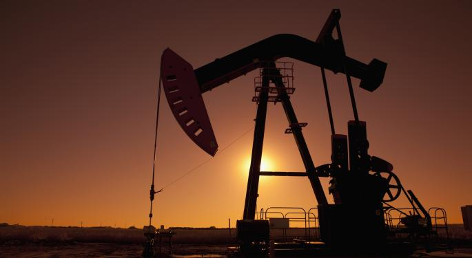 Brent Makes Modest Gains On China PMI