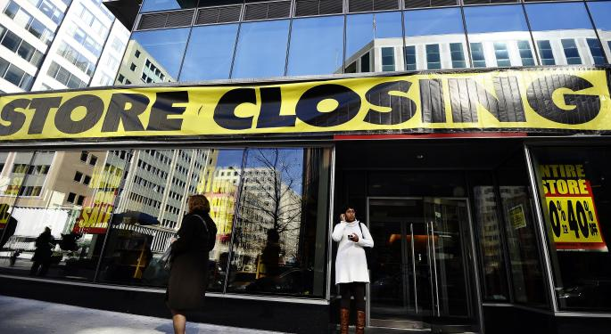 A Closer Look At Major Retail Chains That Announced Store Closures In 2014