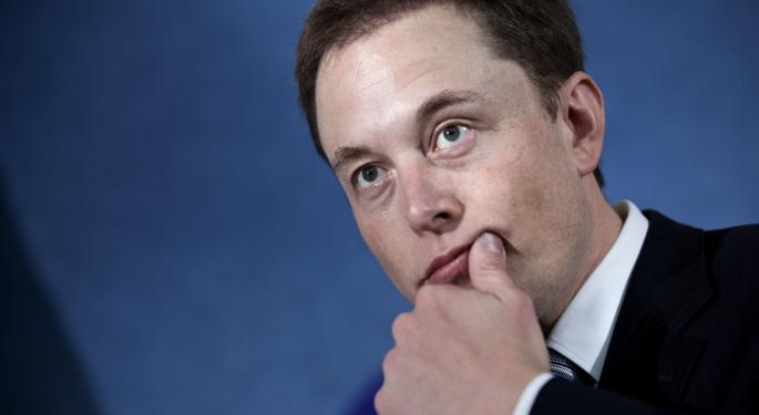 Really, Elon? Tesla Motors Inc CEO Says His Cars Could Be Fully Automated Within 5-6 Years