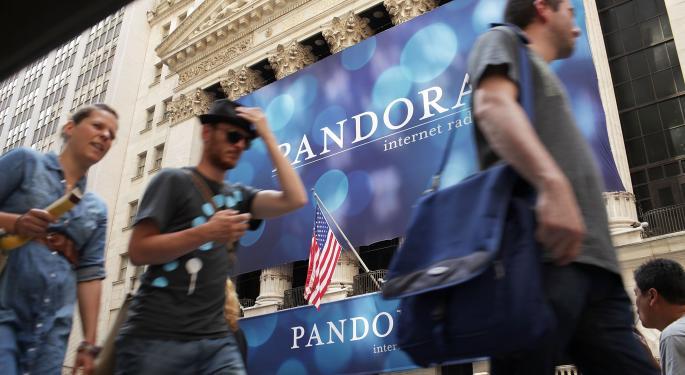Pandora Progressing In Monetization, In-Car Listening & Artist Marketing, Analyst Says
