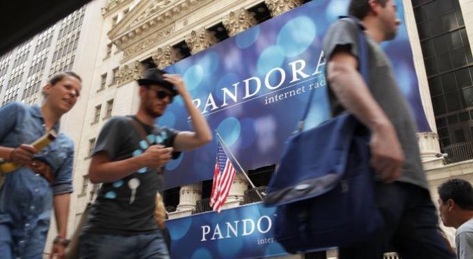 Tullo: Buy Pandora, Expect Ad 'Bump' Soon