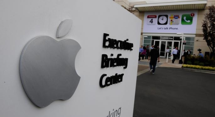 Apple Investing Billions Into its Supply Chain