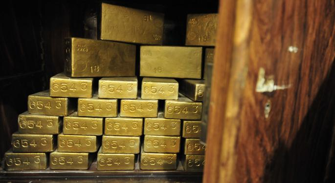 Short Sellers Retreat From Gold Stocks EGO, HMY, IAG