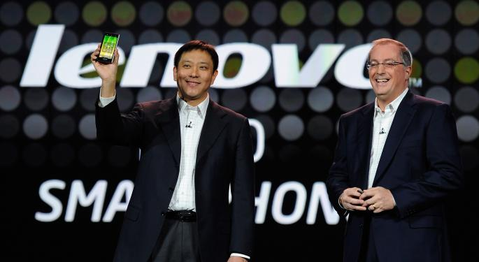 Rumors Circulate as Lenovo Signs NDA to See Blackberry's Financials