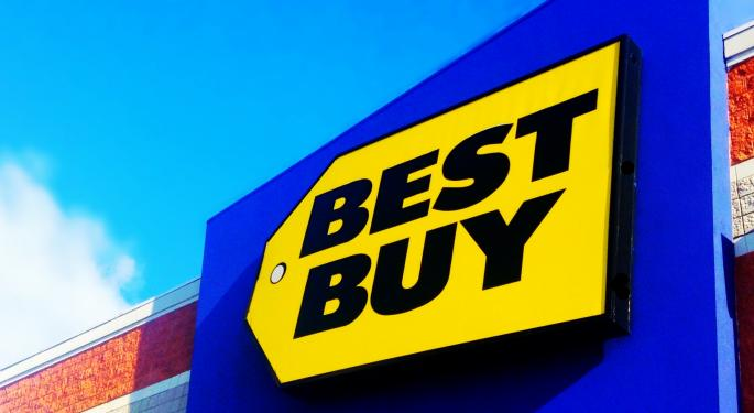 Goods At Best Buy Are 2.3% More Expensive Than On Amazon