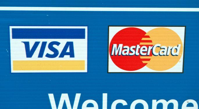 Visa Inc Stock Grinding Sideways