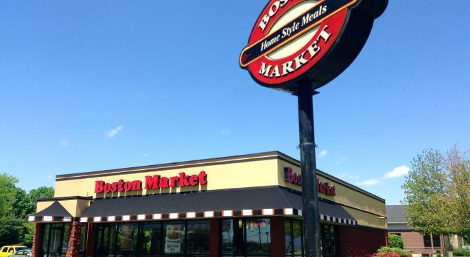 Exclusive: Boston Market CEO Talks 'Chicken Wars' Strategy
