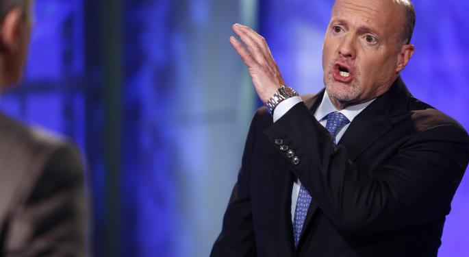 Jim Cramer's TheStreet Facing Hostile Takeover by Spear Point TST