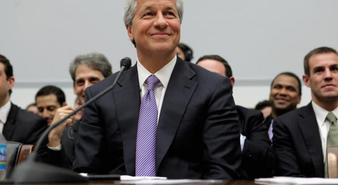 JPMorgan Relieved On Dismissal Of Better Markets Lawsuit