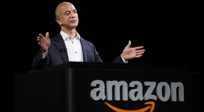 Mizuho: Amazon Will Get 20 Percent Of Every Dollar Spent On E-Commerce In 3 Years, AWS Can 'Potentially' Be Spun Off