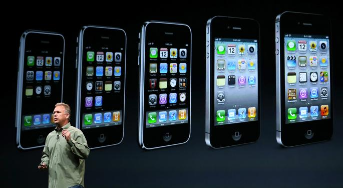 Apple To Offset iPhone 5S Price With Trade-In Program AAPL