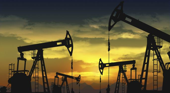 Brent Makes Modest Gains In A Turbulent Market
